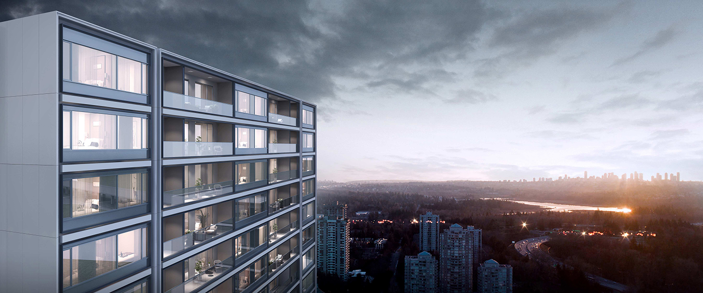 High-rise residence gad · line+ studio
