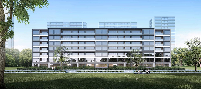 Multi-rise residence gad · line+ studio