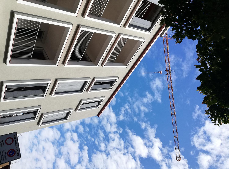 Il nuovo complesso residenziale Frigerio Design Group