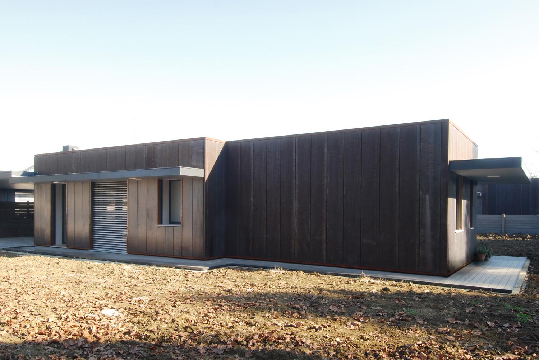 Vista esterna_cantiere concluso_fase di cantiere photo © 2020 by GBA Studio srl / Gianluca Brini - Architetto Bologna - Via Andrea Costa 202/2 http://www.gbastudio.it/