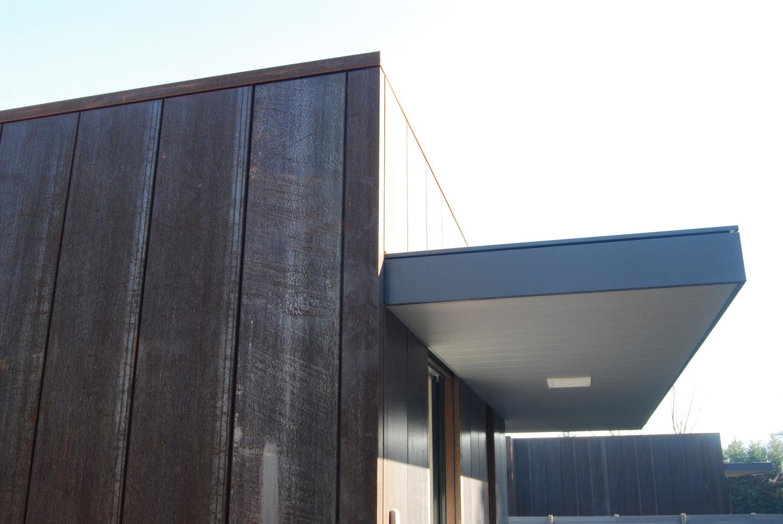 Vista di dettaglio_fase di cantiere photo © 2020 by GBA Studio srl / Gianluca Brini - Architetto Bologna - Via Andrea Costa 202/2 http://www.gbastudio.it/