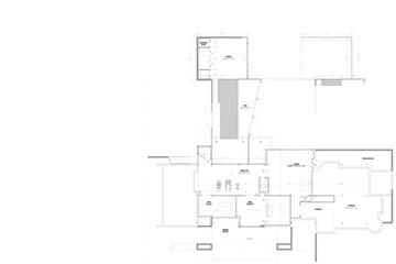Cellar Floor Plan sketch}