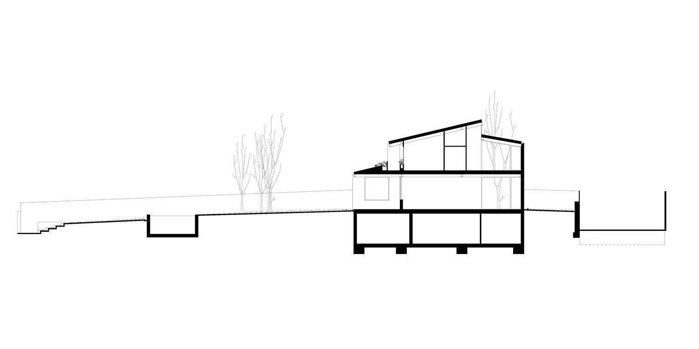 Section Jofre Roca arquitectes}