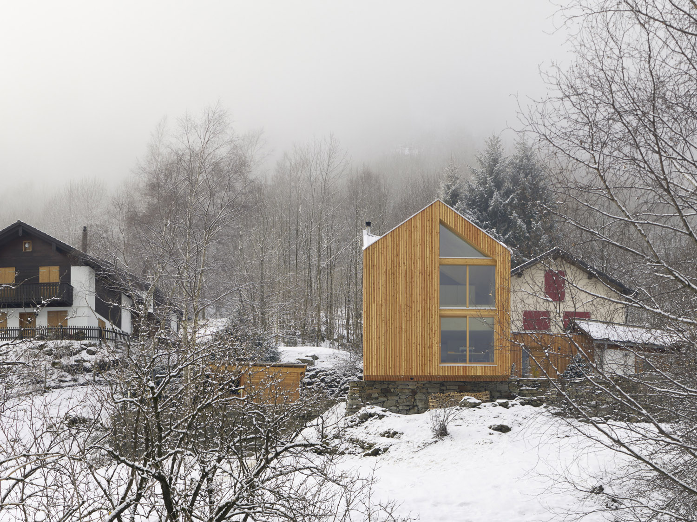 Swisshouse XXXV_East view Fabrice Fouillet