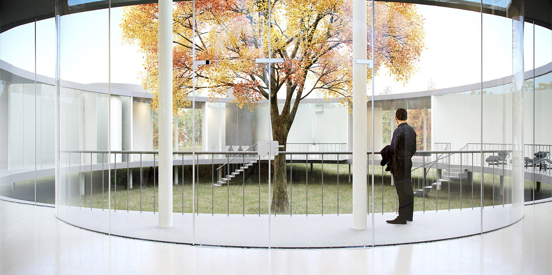 Courtyard Eco Arch-Viz Studio