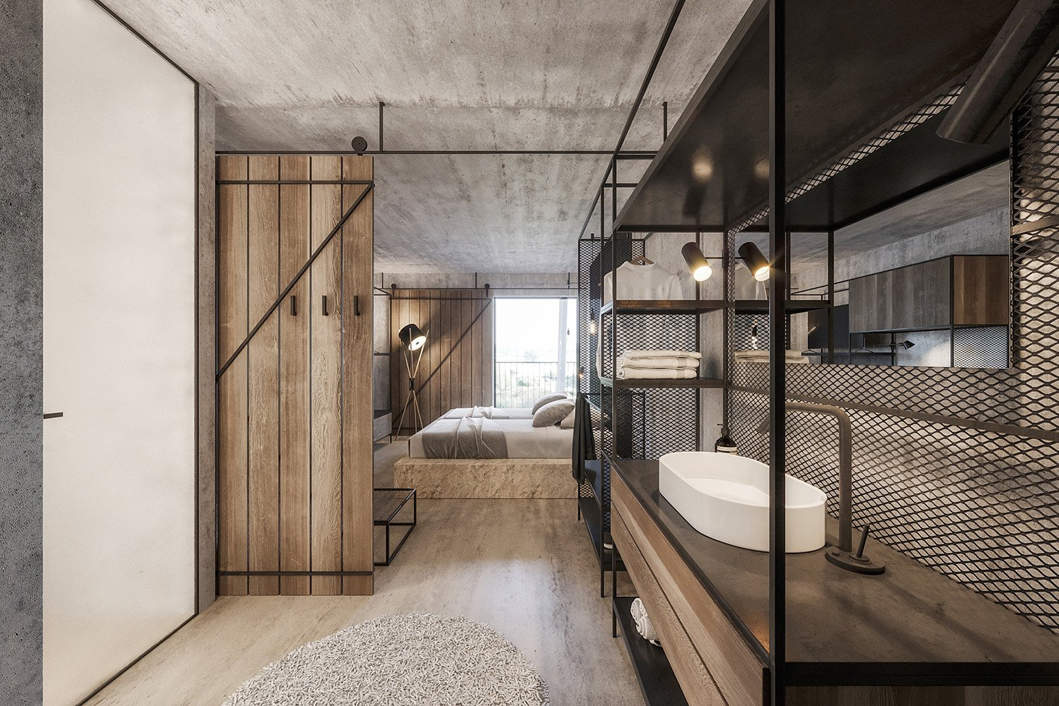 enota maestoso hotel & spa 09 Studio Spacer (visualisations)}