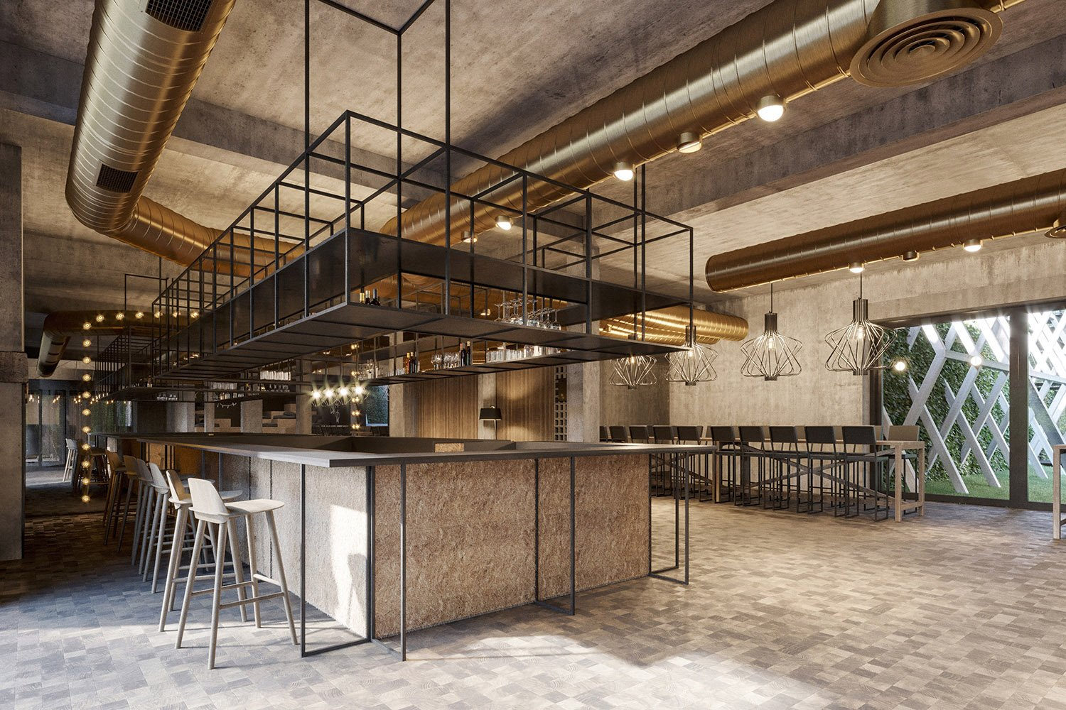 enota maestoso hotel & spa 11 Studio Spacer (visualisations)}