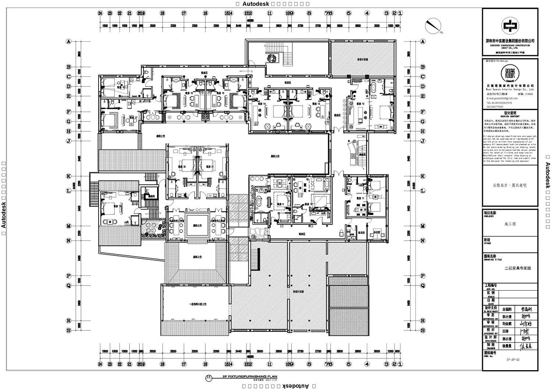 Layout-2F Shenzhen Zhongzhuang Construction Group Co.,LTD}