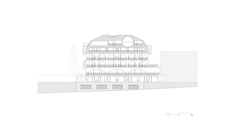 Vista sud noa* network of architecture}