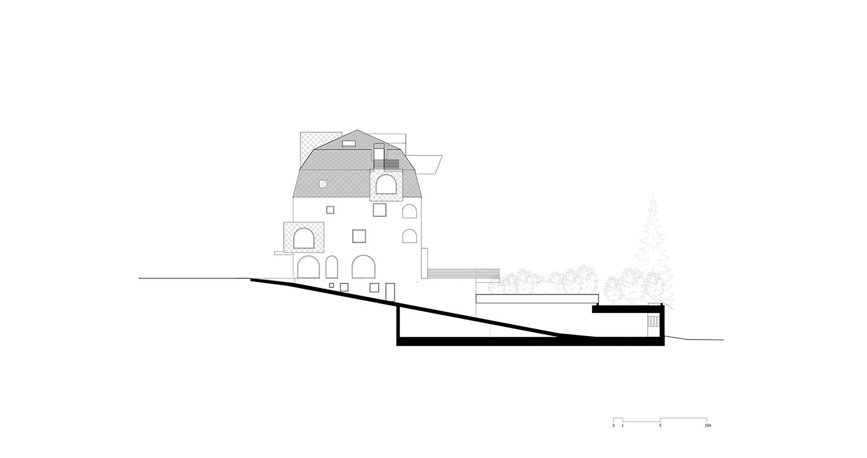 Vista ovest noa* network of architecture}