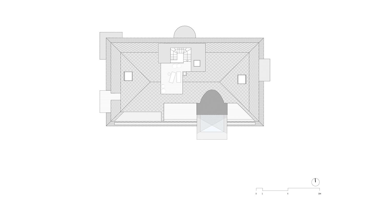 Piano 5 - Tetto noa* network of architecture}