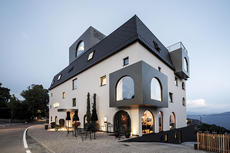 Gloriette Guesthouse: un hotel da viaggi nel tempo Alex Filz