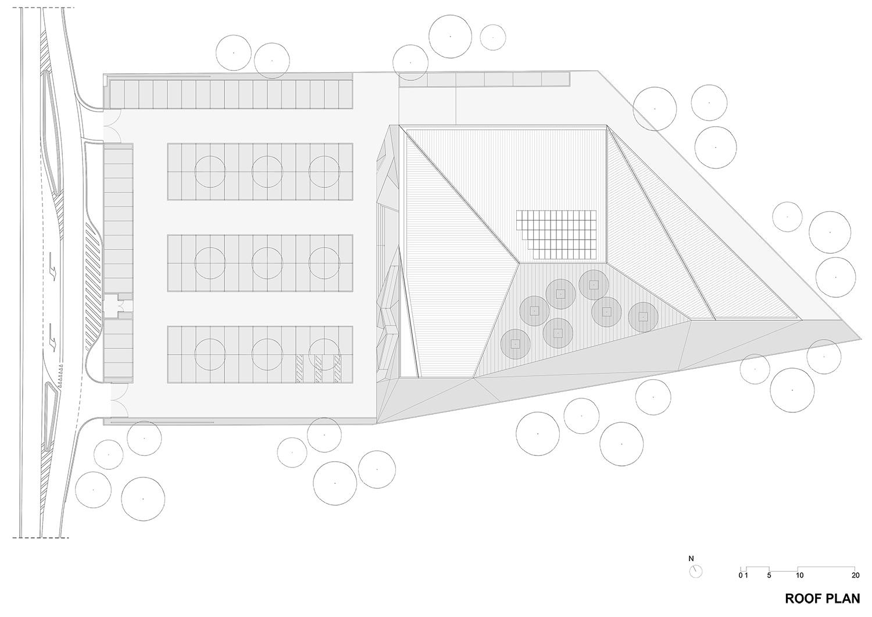 Roof Plan INS Ilaria Nava Studio}