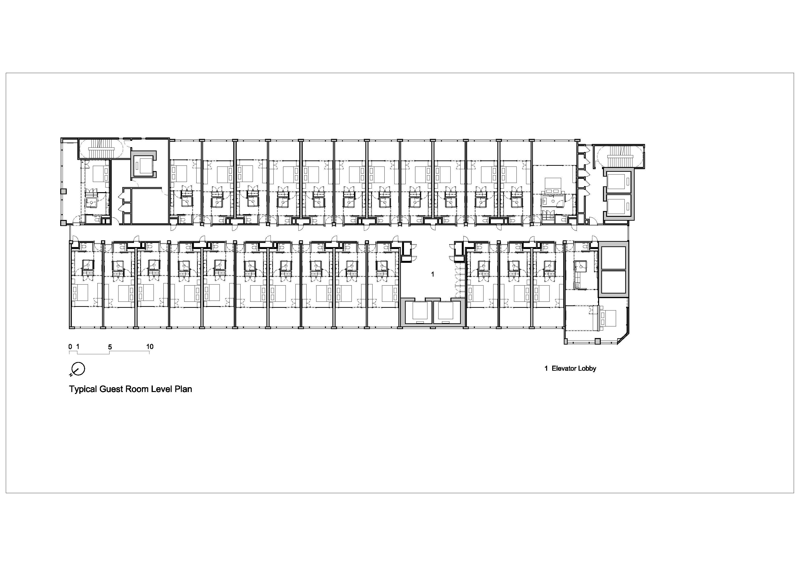 Alila Bangsar Drawings Neri&Hu Design and Research Office}