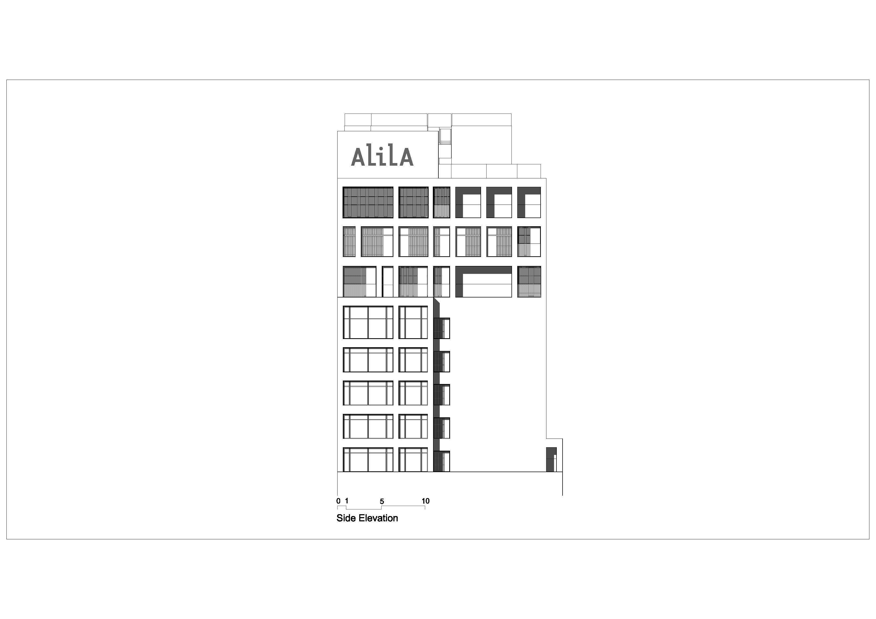 Alila Bangsar Drawings Neri&Hu}