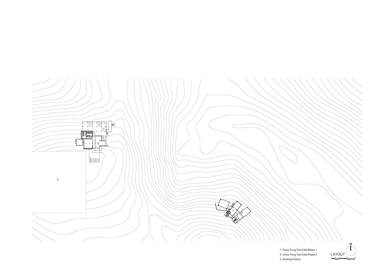 The layout IDIN Architects}