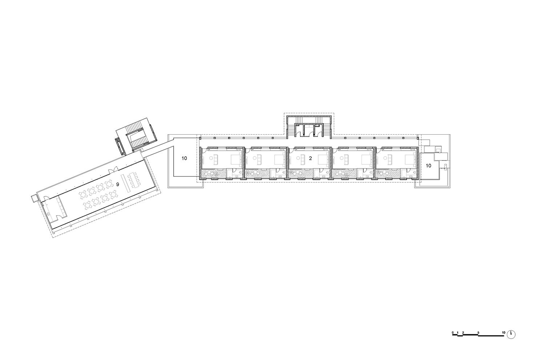 Third Floor Plan Atelier XUK}