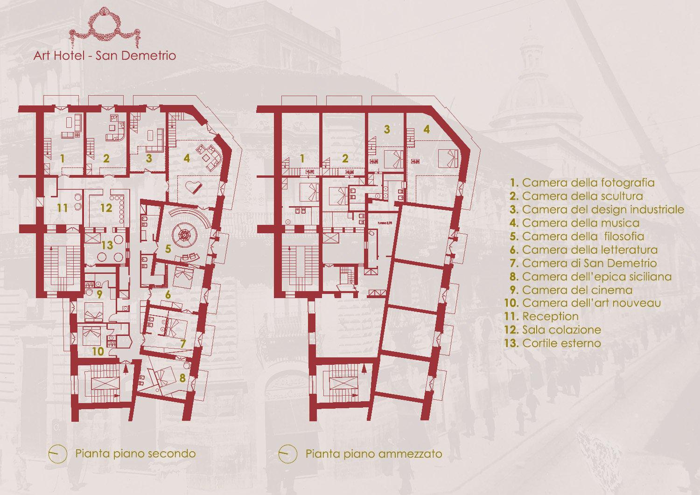 PLANIMETRIE DI PROGETTO MODUSLAB ARCHITECTURE&INTERIOR DESIGN}