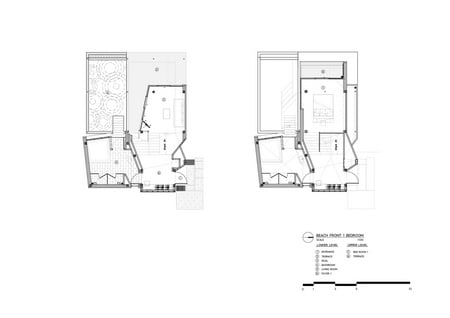 Duplex villa floor plan Vaslab}
