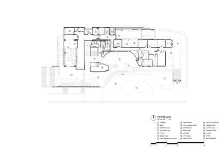 Facilities building_1st floor plan Vaslab}