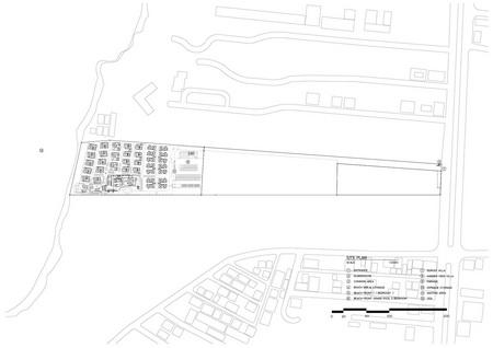 Site plan Vaslab}