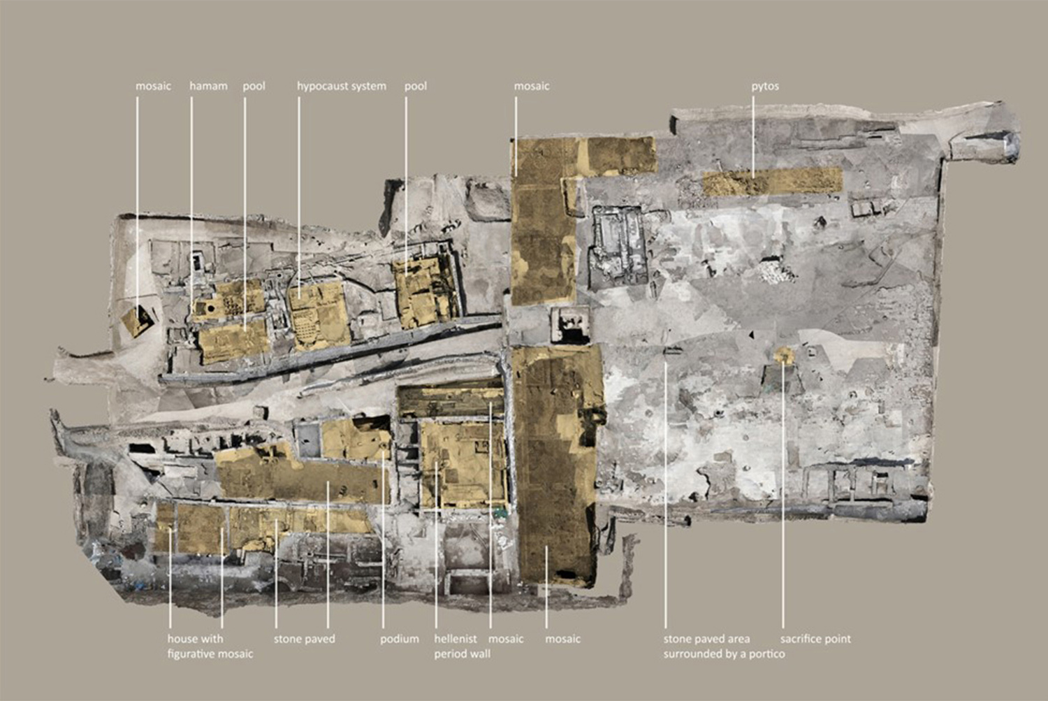 Archeological Findings EAA- Emre Arolat Architecture}