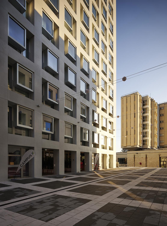 La piazza Foto: Pietro Savorelli