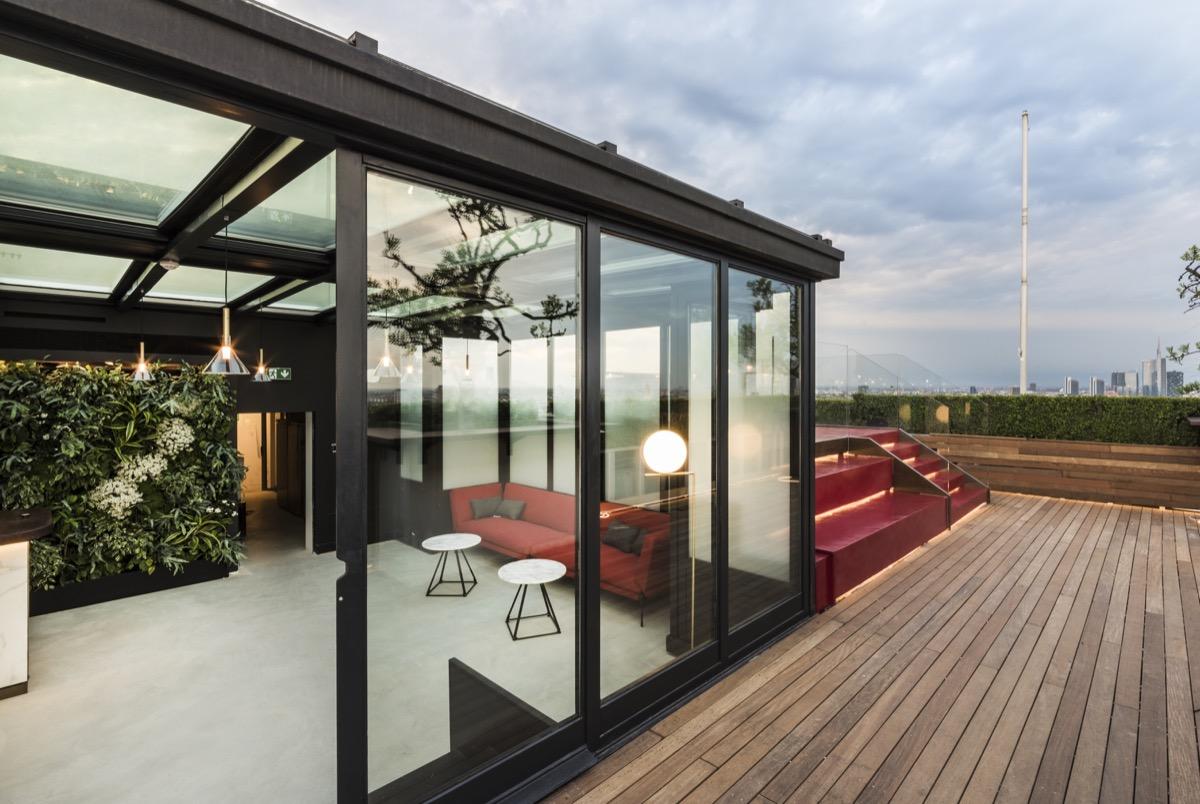 Terrazza Martini-16th floor-rooftop Vito Corvasce