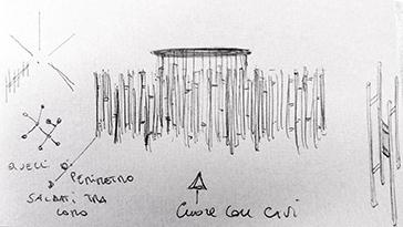 Terrazza Martini-sketch-chandelier Il Prisma}