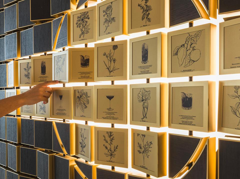 Terrazza Martini-15th-floor---Discovery-Wall Vito Corvasce