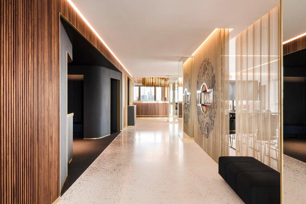 Terrazza Martini-15th-floor-Entrance-View Vito Corvasce