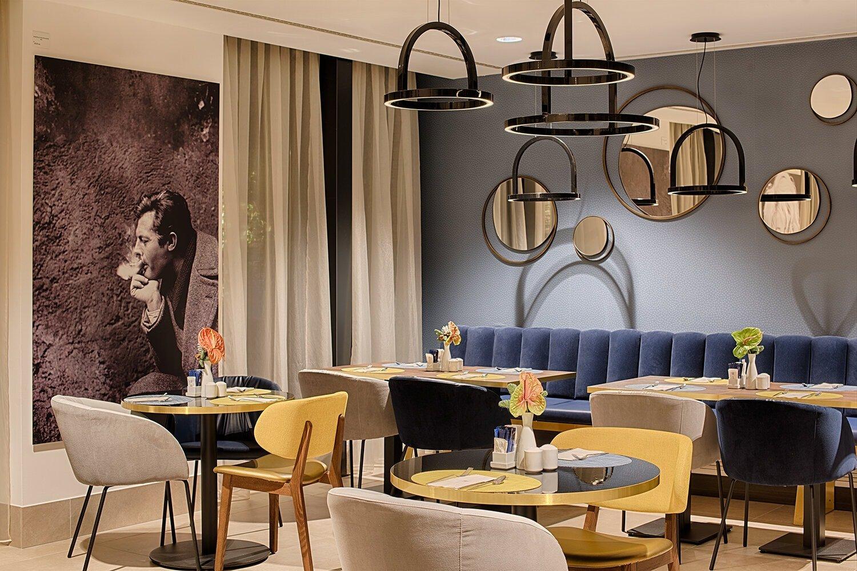 Breakfast area Filippo Galluzzi