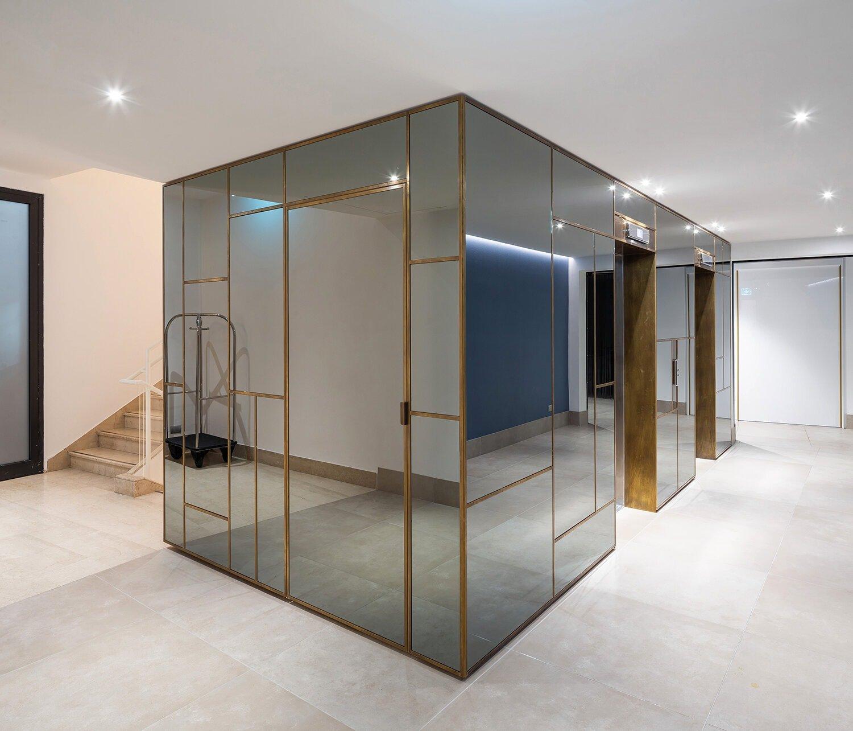 Lift Hall AI Progetti