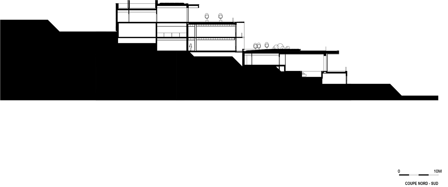 Cross section PACE Architects}