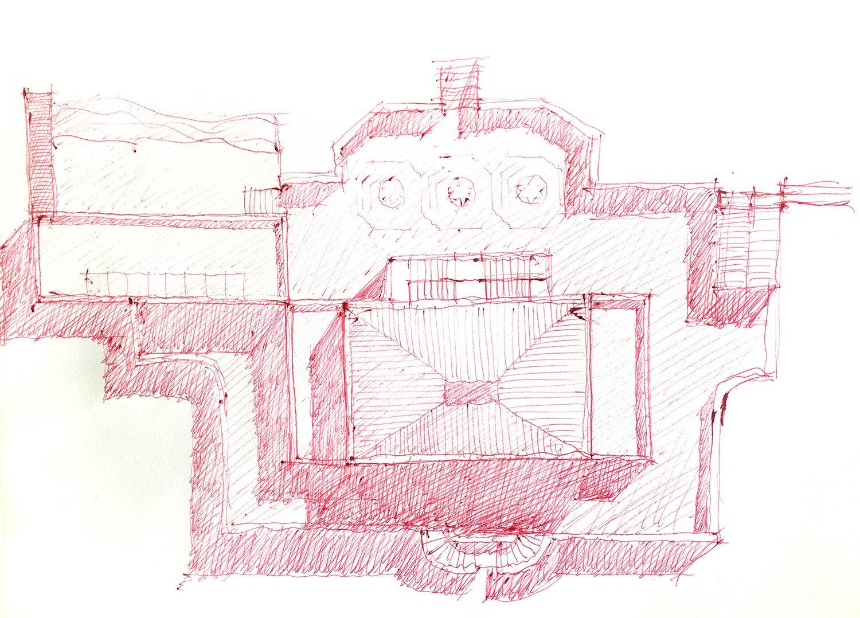 Schizzo Architrend Architecture}