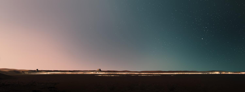 Skyline dell'intervento Metaverso