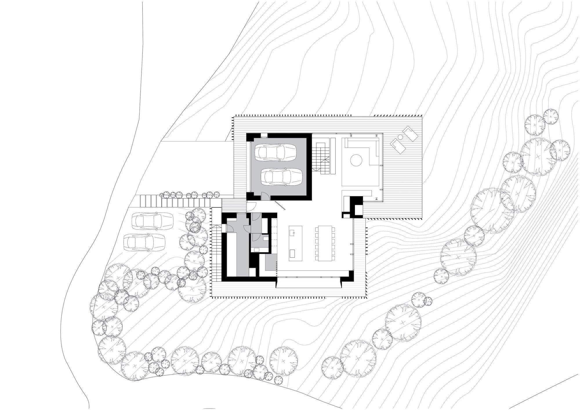 Ground Floor GEZA Architettura}