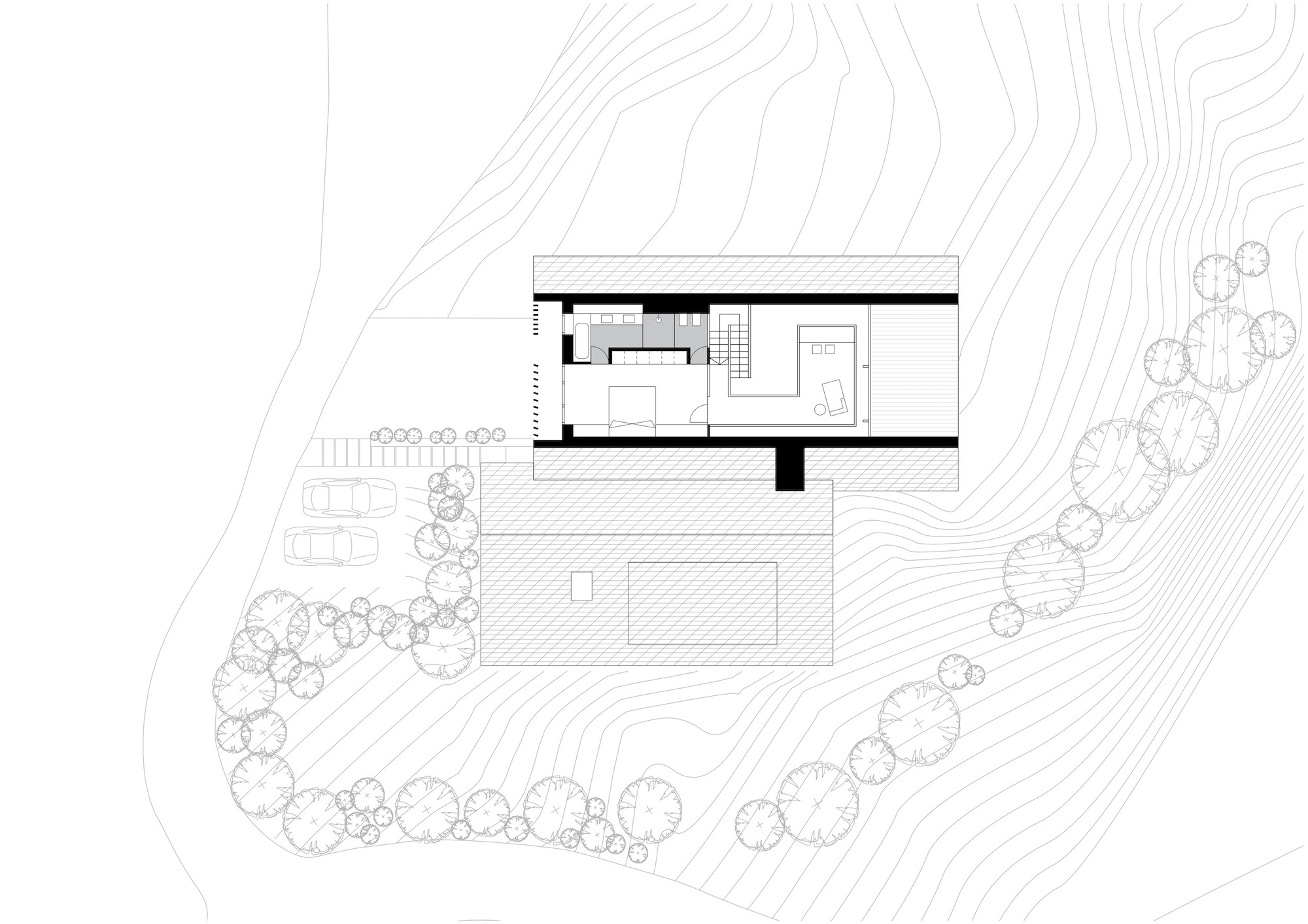 First Floor GEZA Architettura}