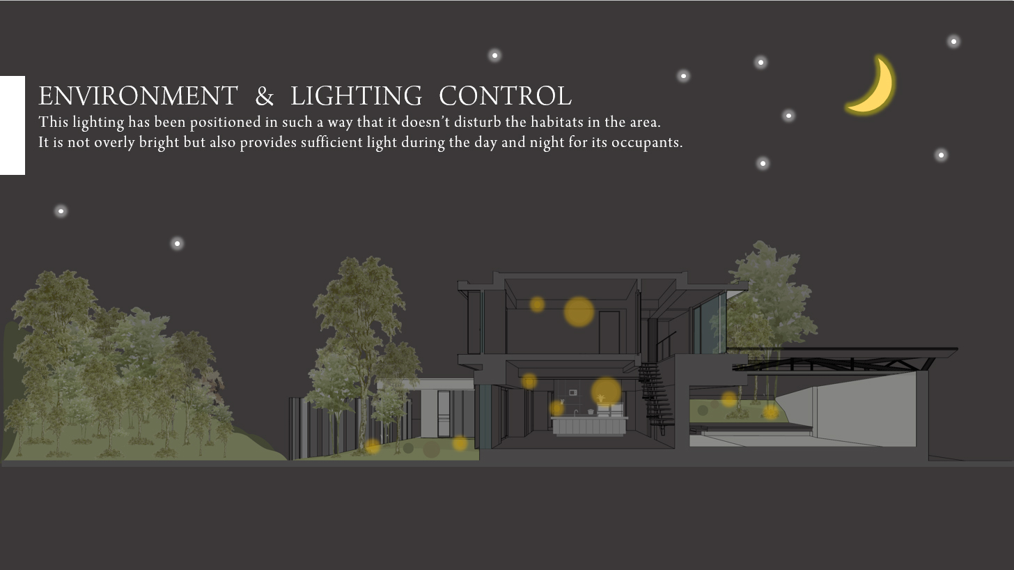 ENVIRONMENT & LIGHTING CONTROL Chain10 Architecture & Interior Design Institute}