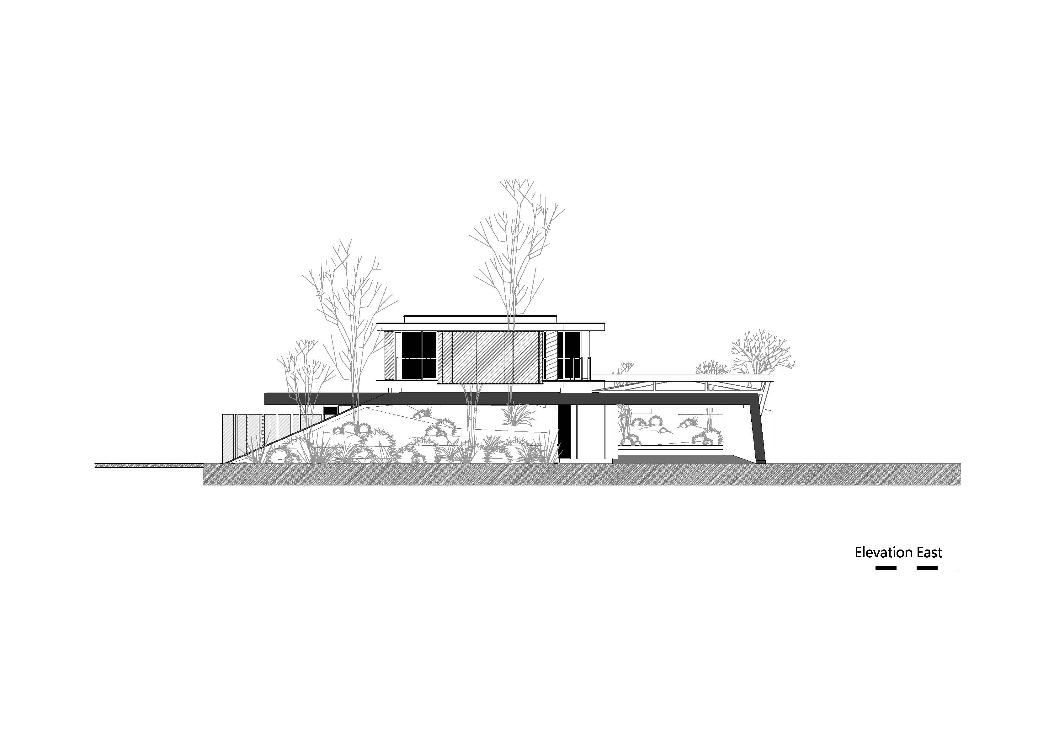 Elevation East Chain10 Architecture & Interior Design Institute}