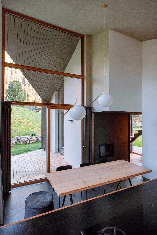 View of the kitchen 2 Michael Pezzei