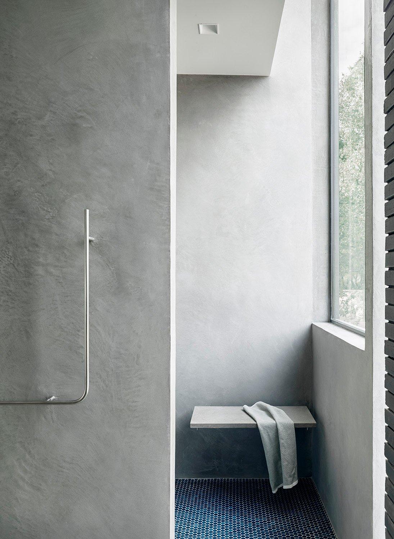 Interior Bath Detail Photo by Casey Dunn}