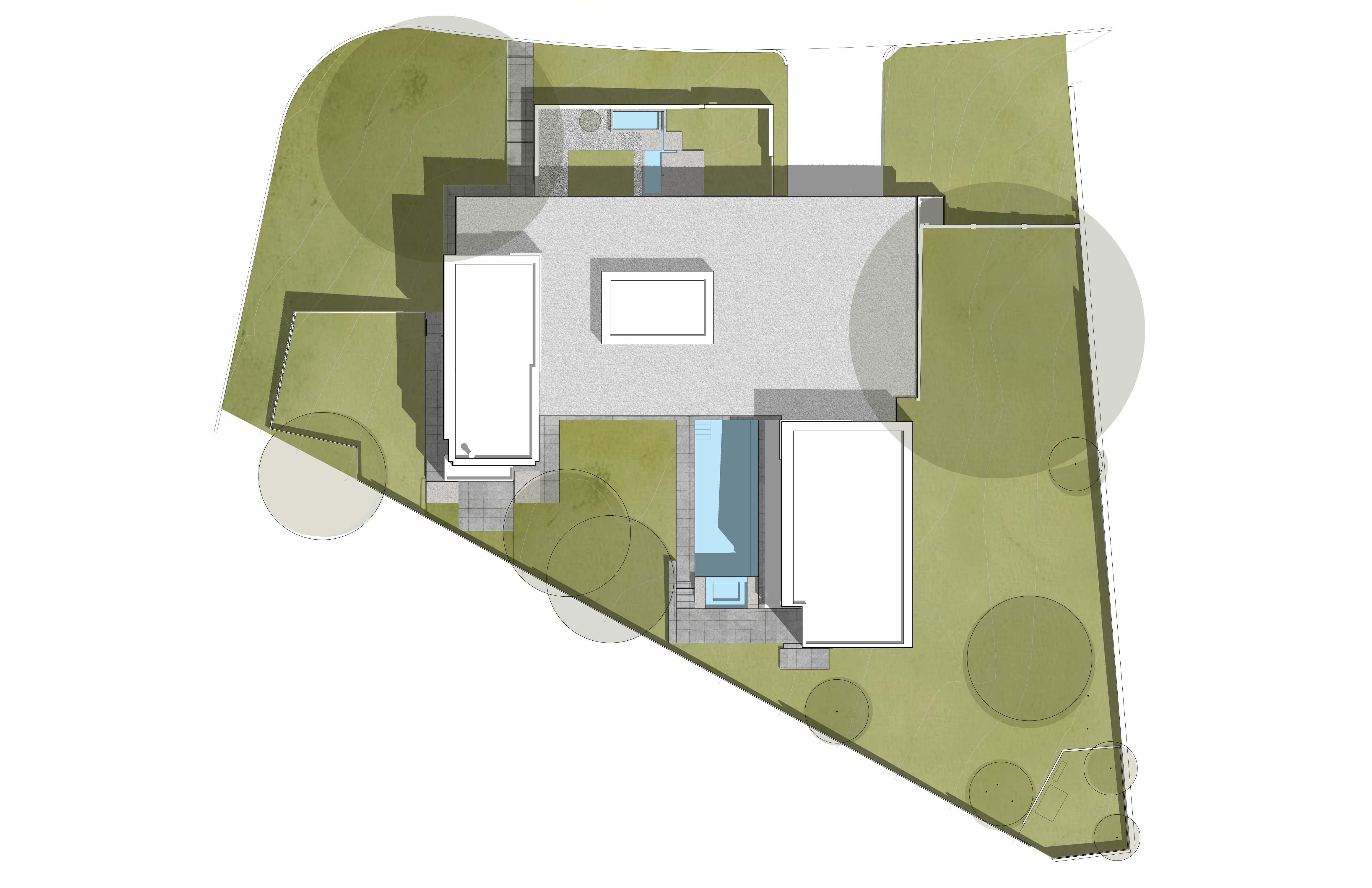 Site Plan Alterstudio Architecture}