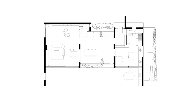 Ground Floor Plan Jofre Roca arquitectes}