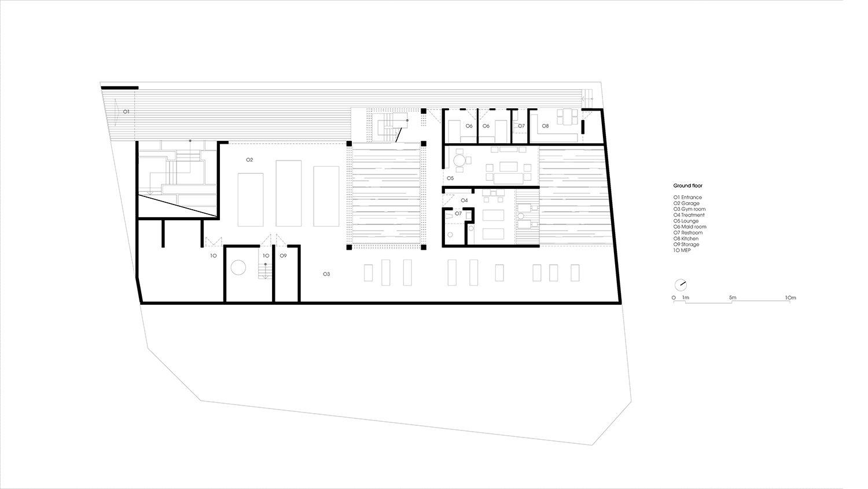 Ground floor MIA Design Studio}