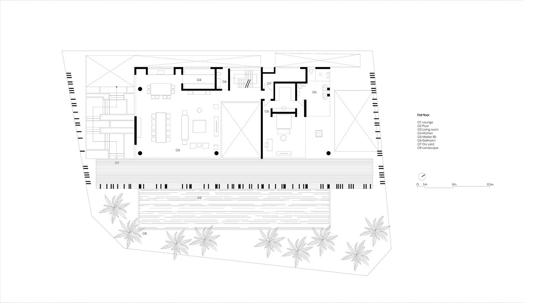 1st floor MIA Design Studio}