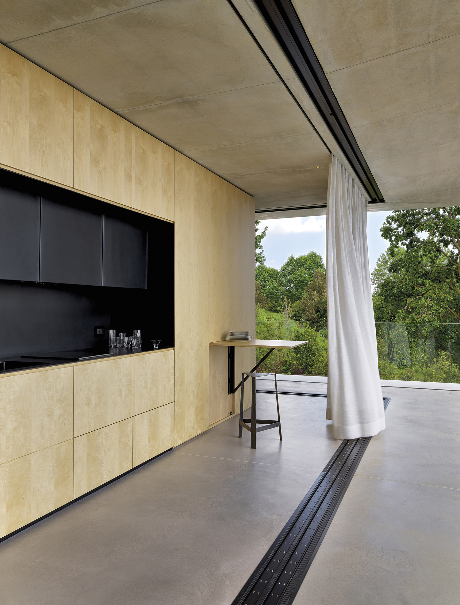 Integrated kitchen Matteo Piazza}