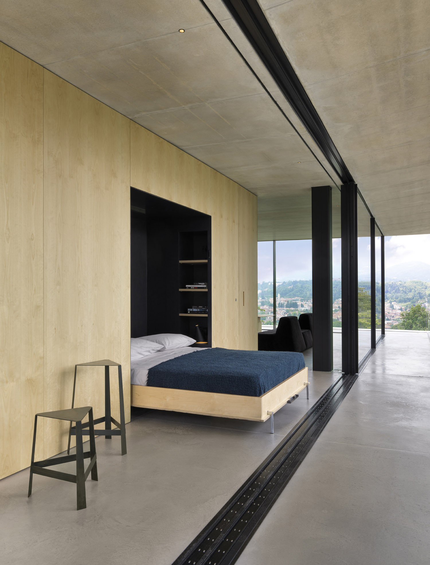 Integrated bed Matteo Piazza}