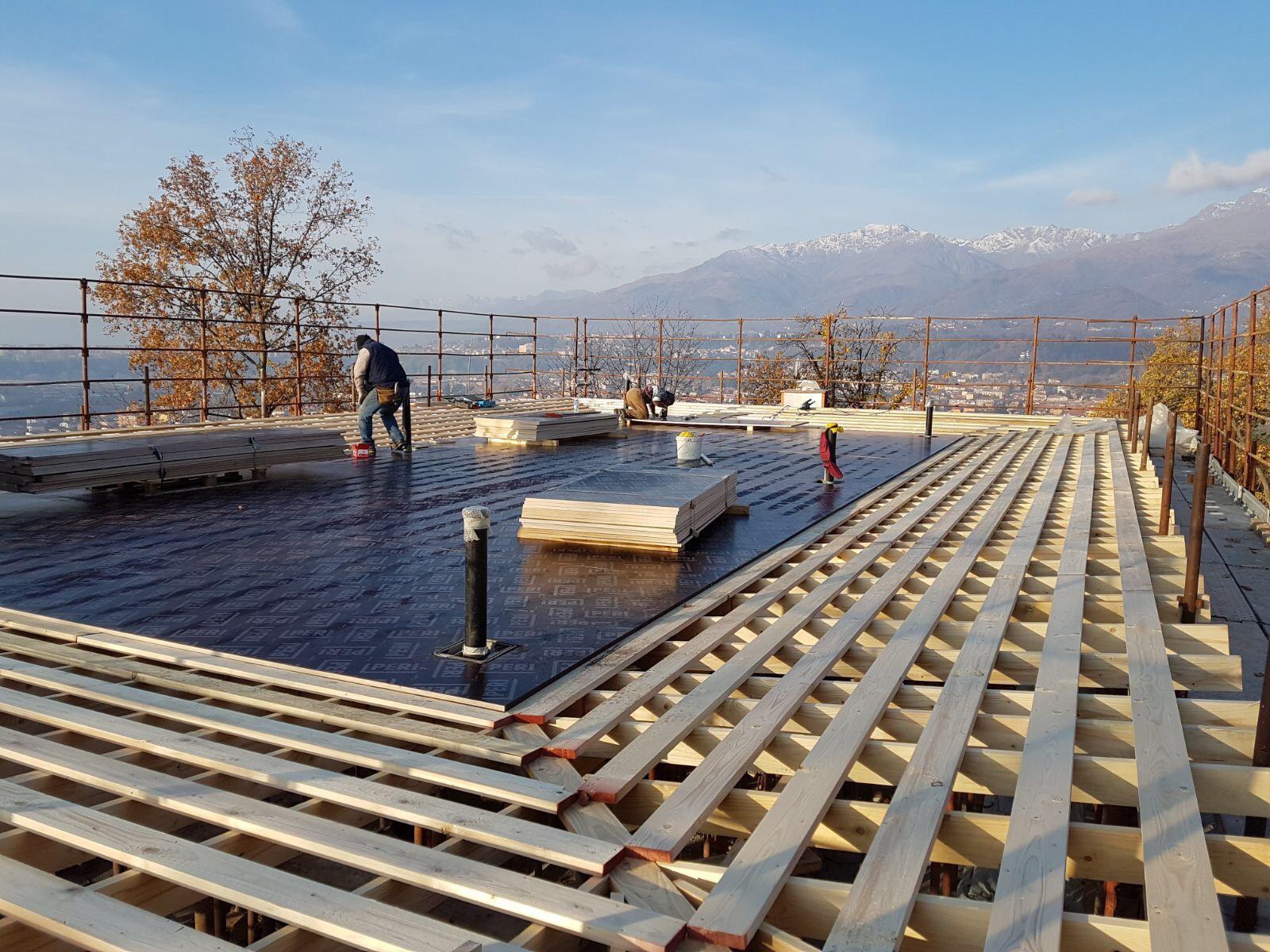 Work in progress Federico Delrosso Architects