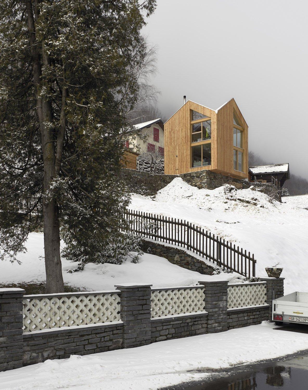 Swisshouse XXXV Fabrice Fouillet